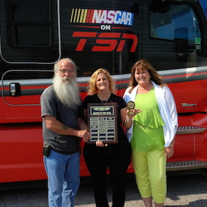 Martin Ferron 2014 Driver of the Year